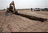 بوشهر  بررسی ساخت پروژههای راهسازی در شهرستانهای دیلم و گناوه به روایت تصویر