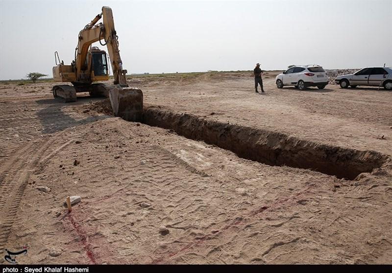 بوشهر| بررسی ساخت پروژههای راهسازی در شهرستانهای دیلم و گناوه به روایت تصویر