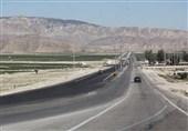 وزیر راه و شهرسازی از محور لار ـ جهرم و لار ـ بندرعباس بازدید میکند