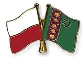 مذاکره سیاسی میان ترکمنستان و لهستان