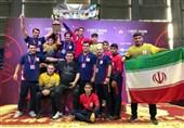 Iran Greco-Roman Team Wins Cadet Asian C'ships