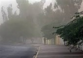 هواشناسی ایران 99/11/4|وزش بادهای شدید در نوار شرقی کشور/ افزایش آلودگی هوا در کلانشهرها از اواسط هفته