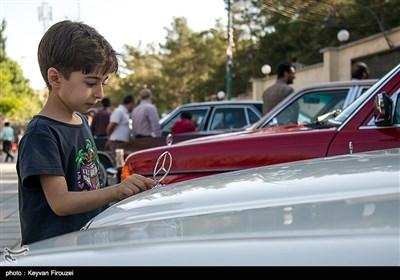 همایش خودروهای کلاسیک - سنندج