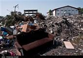 کاهش 1400 تنی زبالههای شهر تهران
