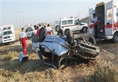 تصادف خونین در سیستان و بلوچستان 4 کشته و 3 مجروح در پی داشت