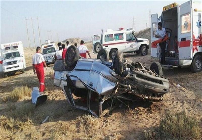 بیشترین تصادفات جادهای استان بوشهر در محورهای گناوه و دیلم رخ میدهد