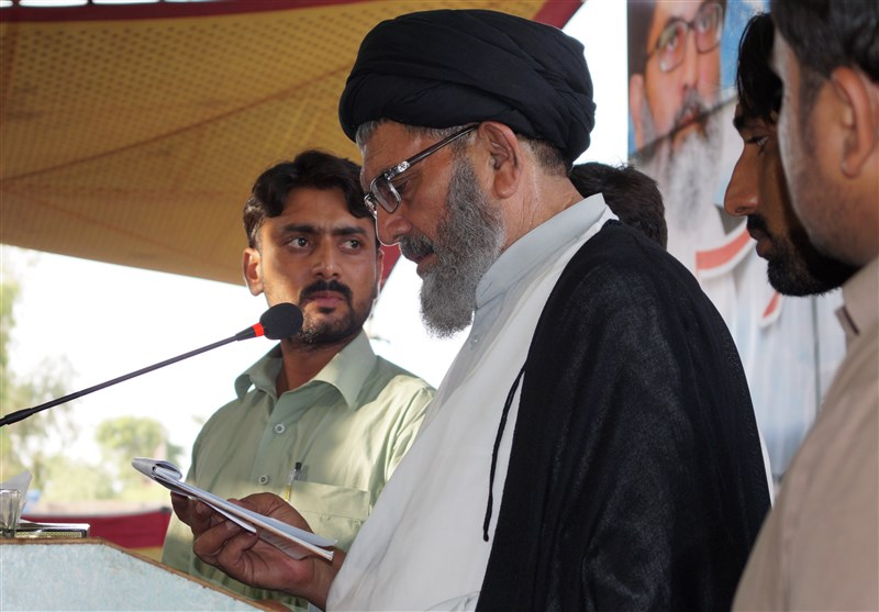 دفاع وطن کےلئے کسی قربانی سے دریغ نہیں کریں گے، علامہ ساجد نقوی