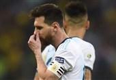 فوتبال جهان| مسی؛ عامل نجات سرمازدههای آرژانتینی