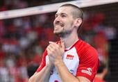 لیگ ملتهای والیبال|کُنارسکی: قادر به شکست ایران و برزیل هستیم