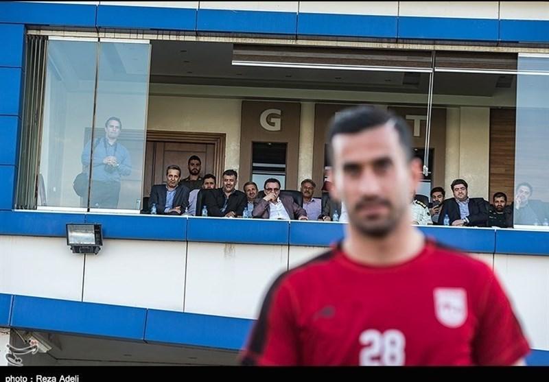 بند دردسرساز قرارداد حاجصفی با تراکتور/ تلاش باشگاه تبریزی برای حفظ هافبک ملیپوش