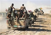 انطلاق عملیات ارادة النصر للمناطق الغربیة باتجاه الحدود العراقیة السوریة