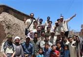 دانشجویان دانشگاه مالک اشتر فعالیت جهادی در خراسان رضوی را آغاز کردند
