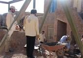 خدماترسانی 30000 جهادگر بسیجی به سیلزدگان گلستانی/سپاه 35 مدرسه را تعمیر میکند