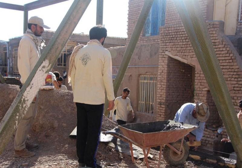 18 گروه جهادی عهدهدار بازسازی منازل سیل زدگان همدانی شدند