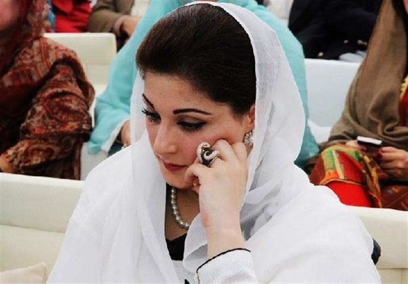 تلاش حزب نواز برای خارج کردن مریم نواز از پاکستان