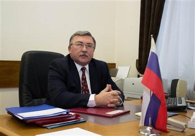 اولیانوف: روسیه با بکارگیری مکانیسم ماشه به منظور حل اختلافات برجام مخالف است