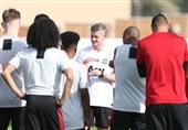 فوتبال جهان| عضو کادرفنی منچستریونایتد راهی بیمارستان شد