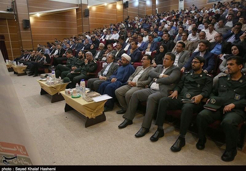 تجلیل از دهیاران برتر استان بوشهر به روایت تصویر