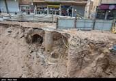 توقف عملیات اجرایی پروژه والمان توسط میراث فرهنگی آذربایجان شرقی