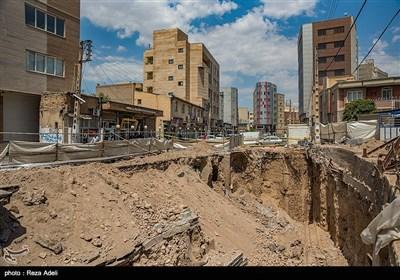 کشف شهر زیرزمینی در تبریز