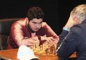 شطرنج استادان ابوظبى| صدرنشینی مقصودلو در پایان دور سوم