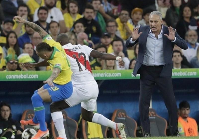 فوتبال جهان  انتقاد تیته از مسی پس از قهرمانی برزیل در کوپا آمهریکا
