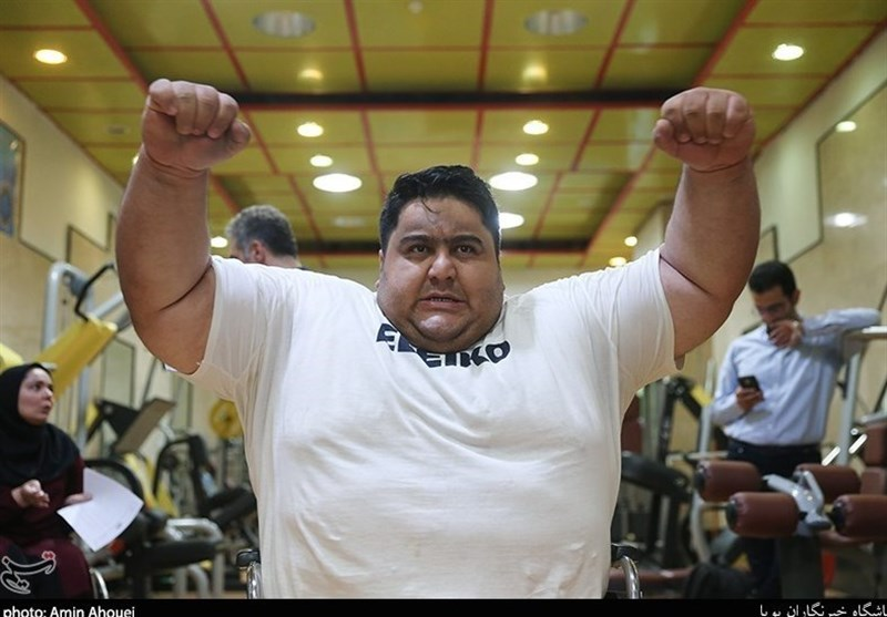 Siamand Rahman to Set New Record at Tokyo 2020