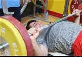 وزنهبرداری قهرمانی معلولان جهان  نادر مرادی اولین نقره ایران را به ارمغان آورد