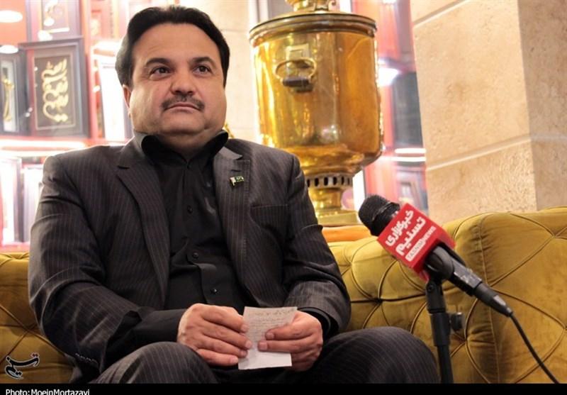 اصفهان| مشکلات اقتصادی و تحریمها سد راه تکمیل خط انتقال گاز صلح شده است+ فیلم