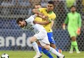 فوتبال جهان| کاسمیرو: مسی؟ برخی هر چه از دهانشان درمیآید میگویند/ آلوز: با مسی مخالفم