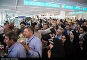 نخستین پرواز زائران حج تمتع از اصفهان بامداد امروز انجام شد