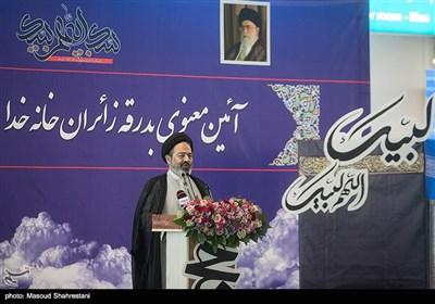 سخنرانی حجتالاسلام والمسلمین سیدعبدالفتاح نواب نماینده ولی فقیه در امور حج و زیارت