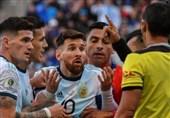 فوتبال جهان| آرژانتینیها به دنبال لغو مجازات لیونل مسی