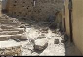 عیادت مدیرعامل هلال احمر خوزستان از مصدومان زلزله مسجدسلیمان