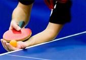 تنیس روی میز نوجوانان و جوانان آسیا| تیمهای ایران حریفان خود را شناختند