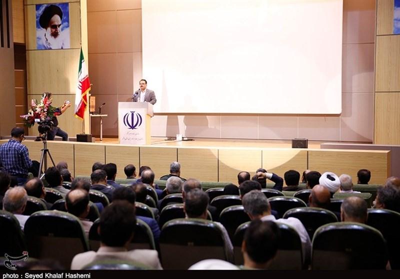 تکریم و معارفه رؤسای سازمان مدیریت و برنامهریزی استان بوشهر به روایت تصویر