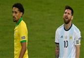 فوتبال جهان| پاسخ مارکینیوش و سیلوا به مسی: چرا وقتی «آیتکین» به نفع بارسلونا سوت زد، چیزی از فساد نگفتی!