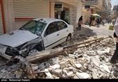 آخرین اخبار از میزان خسارت و مصدومان زلزله مسجد سلیمان
