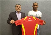 Brazilian Luciano Pereira Extends Contract with Iran's Foolad