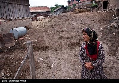 روستای زلت - بهشهر