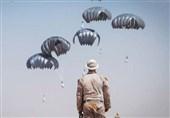 مانور ارتش آمریکا و تروریستها در التنف سوریه