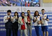 یونیورسیاد 2019 ایتالیا  نگاهی به عملکرد تیراندازی در سیامین دوره مسابقات؛ پایان شلیکها با 5 مدال