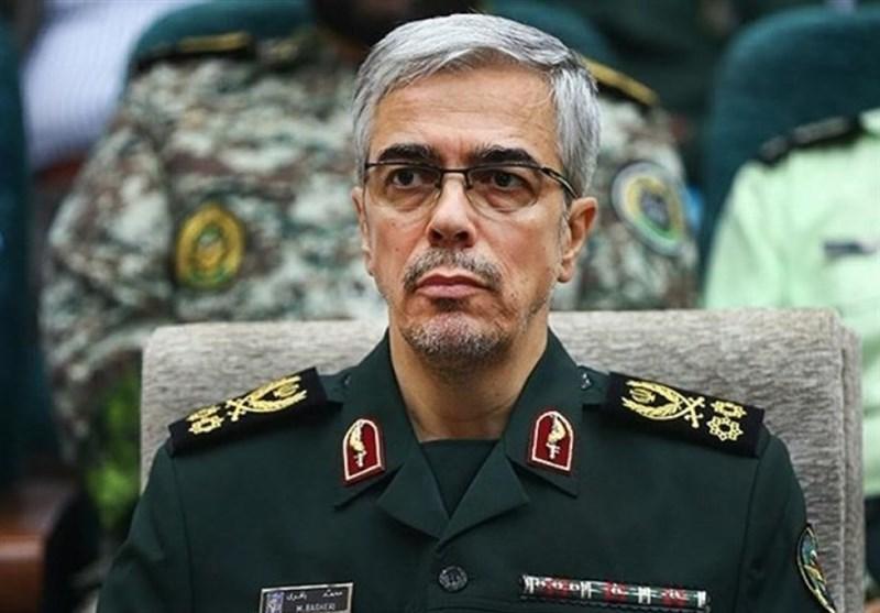 سرلشکر باقری: آزادسازی نفتکش «آدریان دریا» بیانگر اقتدار ایران در عرصه بینالمللی است