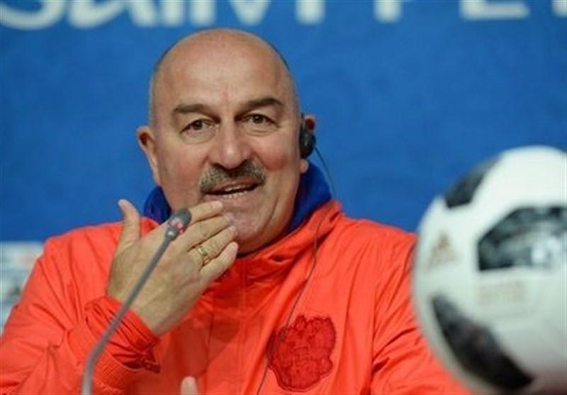 سرمربی تیم ملی روسیه: آزمون به بلوغ لازم برای بازی در سایر لیگهای اروپایی رسیده است