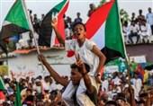 درخواست سودانیها برای قصاص عاملان معترضان