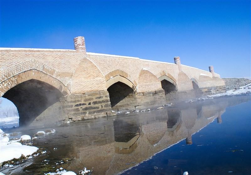 Samiyan Bridge, Ardabil, Iran