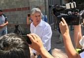دادگاهی در قرقیزستان کانال تلویزیونی متعلق به آتامبایف را توقیف کرد