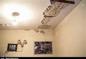 770 تخته چادر اسکان بین زلزلهزدگان مسجدسلیمان توزیع شد