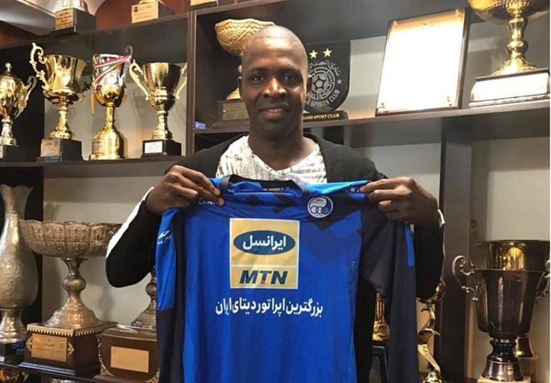 Image result for Cheick Diabate - Esteghlal