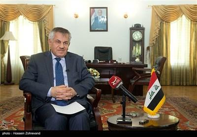 تسنيم..حوار مع السفير العراقي في طهران